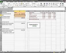Pension Calculations Spreadsheet Social Security Benefits Estimator Spreadsheet Google
