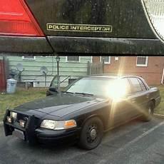 2003 Crown Victoria Check Engine Light Buy Used 2003 Ford Crown Victoria Police Interceptor Sedan