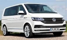 2020 Volkswagen Transporter by Vw T7 2020 Erste Informationen