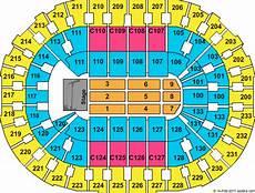 Concert Seating Chart Quicken Loans Arena Quicken Loans Arena Tickets And Seating Chart