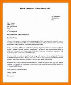 Applying For Any Position Cover Letter 11 12 Sample Cover Letters For Hr