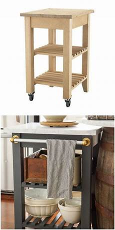 Practical Movable Island Ikea Designs For Your Small The Coolest Ikea Hacks We Ve Seen Portable Kitchen