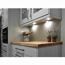 cabinet led puck light kit daylight 6000k 3 deluxe