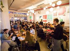 Google's NYC Pop Up Restaurant Shows How We're All