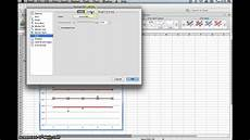 Xbar And R Chart Excel Creating X Bar And R Charts In Excel Youtube