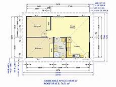 60m2 floor plans search flat