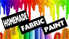 diy how to make fabric paint no cook easy diy crafts