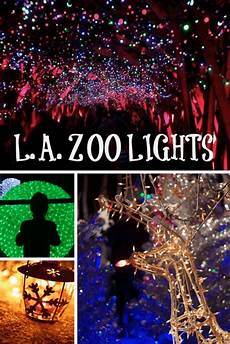 La Zoo Lights Family Celebration Do You Want To Take Your Family To A Truly Festive Holiday