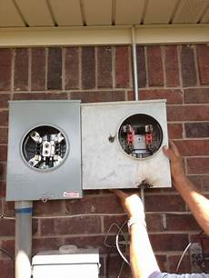 Arc Fan And Lighting Hurst Meter Base Replacement