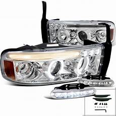 2002 Dodge Ram Light Problems Spec D Tuning 1994 2002 Dodge Ram 1500 2500 Halo Projector