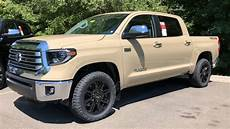 Toyota Tundra 2020 by 1st Look 2020 Toyota Tundra Limited Great Upgrades