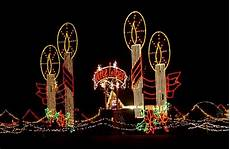 Michigan International Speedway Lights Nite Lites Holiday Light Show Expanding With Move To