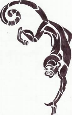 Monkey Design 25 Best Crazy Monkey Stencils Images On Pinterest