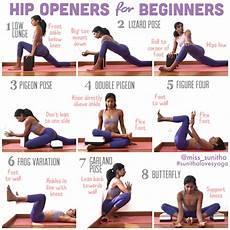 joga hip tutorial hips openers for beginners