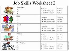 Job Skills Worksheets Job Skills Assessments By Empowered By Them Teachers Pay