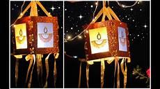 Making Diwali Lights Diy Colourful Diwali Lantern Diwali Home Decoration