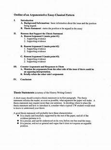 Sample Of Argument Essay 9 Argumentative Essay Outline Templates Pdf Free