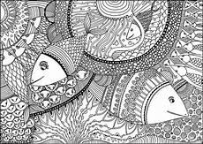 Ausmalbilder Fische Mandala Ausmalbilder Erwachsene Fisch 02 Ausmalbilder F 252 R Erwachsene