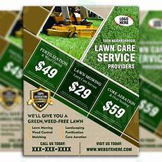 Landscaping Flyer Design Landscaping Business Business Flyers Lawn Care Business