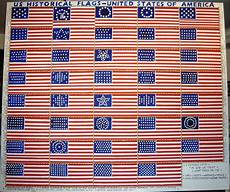 Flags Timeline History Of The Flags Of The United States Wikipedia