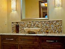 bathroom sink backsplash ideas 24 mosaic bathroom ideas designs design trends