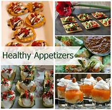 appetizers healthy healthy appetizers