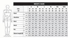 Big And Size Chart Pants Men Size Chart Taylor