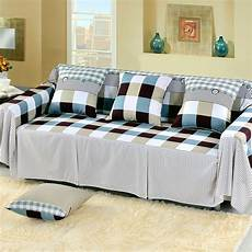 L Shaped Sofa Cover Slipcover 3d Image by Aliexpress Buy Sunnyrain Modern Sofa Cover Stretch L