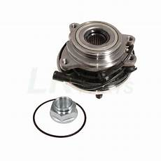 2006 Land Rover Discovery Front Wheel Bearing How To