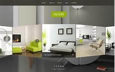 Interior Design Website Templates Interior Design Website Template 51116