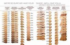 House Foundation Color Chart Foundation Color Chart Avon Foundation Color Chart Flickr