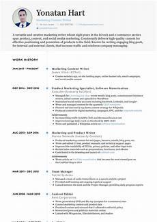 Marketing Specialist Resume Sample Marketing Specialist Resume Samples And Templates Visualcv