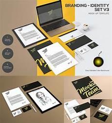 Branding Mock Up Branding Identity Set Mock Up Free Download