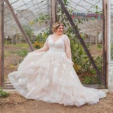 tulle wedding dress with illusion lace sleeves