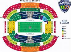 Auburn University Football Stadium Seating Chart Jordan Hare Stadium Seating Chart With Row Numbers