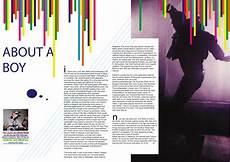 Magazines Layout Ideas Magazine Layout Damiensdisplay