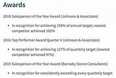 Awards For Resume Including Awards Amp Recognitions On Your Resume Resume Com