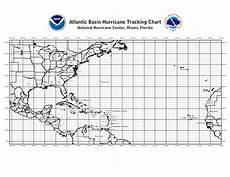 Hurricane Camille Tracking Chart Atlantic Hurricane Tracking Chart