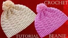 como hacer gorros a crochet crochet beanie tutorial