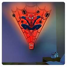Spidey Light Spider Man Amazing Web Attack Night Light With Sound