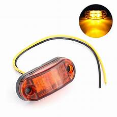 Amber Marker Lights Aliexpress Com Buy 1 Piece Amber Led Side Marker Lights