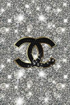 Chanel Wallpaper Iphone by La Erabelle Be Glamorous And Bling Your Iphone Screen Like Me