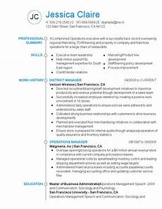 Free Online Resume Builder Template Free Professional Resume Templates From Myperfectresume Com