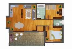 plan de maison 78m2