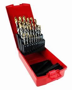 dormer utensili set 25 punte hss din338 1 13 tin dormer a095204 toolshop