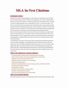How To Format A Essay In Mla Citing Quotes In An Essay Quotesgram