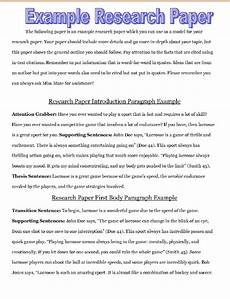 Examples Of A Research Essay How To Do A Research Paper Paperstime Research Paper