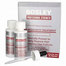 Professional Strenghts Bosley Professional Strength Hair Regrowth Treatment Extra