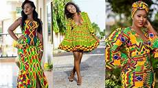 Ankara Kente Designs 2019 African Ghana Kente Ankara Trendy High Class Lovable