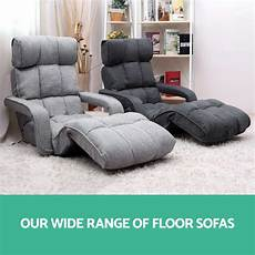 Floor Sofa Lounger 3d Image by Lounge Sofa Bed Floor Armchair Folding Recliner Chaise